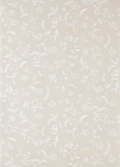 Uppark wallpaper from Farrow and Ball