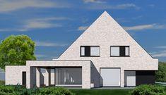 nieuwbouwproject Ninove architecten Doclo&Strobbe