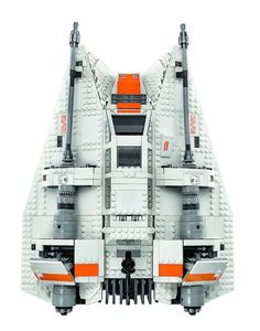 LEGO Announces A New And Improved 'Star Wars' UCS Snowspeeder