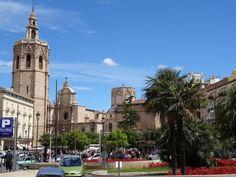 Roteiro para Portugal e Espanha_Plaça de la Reina (Valência)_Viajando bem e…