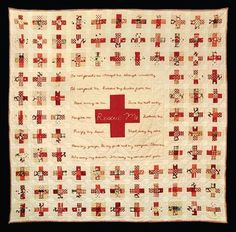 """""""Rescue me quilt"""" Etsy- raft hope Haiti donated by Susie Swan to benefit Doctors Without Borders"""