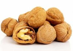 Walnuts http://www.prevention.com/weight-loss/flat-belly-diet/flat-belly-diet-foods-that-reduce-belly-fat/walnuts
