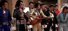 Quentin Tarantino on the GOLDEN GIRLS playing hillbilly cat Elvis