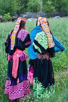 Women from Kalash, Pakistan | © Abdul Qadir Memon