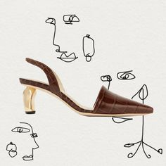 The Conie: Want to know what Oracle Fox current show crush is. Come and take a look at our favourite shoes of the month Pumps, Heels, Minimalist Fashion, Fox, Slippers, Take That, Lace Up, Flats, Slingbacks