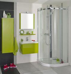 Besoin d'aménager une petite salle de bains en lui donnant du style et en multipliant les aspects pratiques. Voici 10 idées et équipements à adopter...