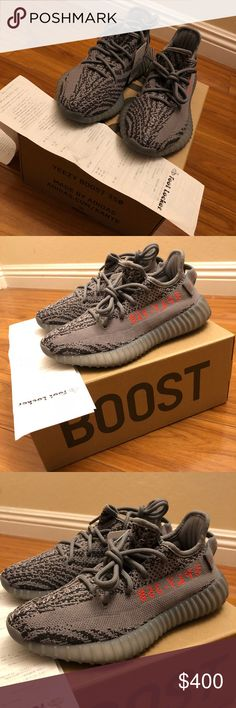 """NWT AUTHENTIC ADIDAS YEEZY BOOST BELUGA 2.0 100% AUTHENTIC. NEVER WORN. NO OFFERS OR TRADES. PRICE IS FIRM. POSHMARK HAS AN AUTHENTICITY PROTECTION SO IF ITS """"FAKE"""" YA'LL CAN RETURN. WHICH WONT HAPPEN BECAUSE ITS 100% REAL.  US men size 4, so it will fit women size 5.5! Yeezy Shoes Sneakers"""