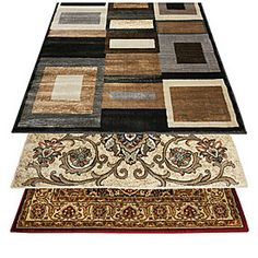 5' x 7' Heat Set Area Rugs at Big Lots.