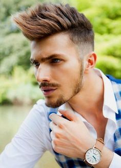 50 coolest faux hawk hairstyles for men – hairstylecamp throughout fohawk fade pics fohawk fade pics Intended for Inspire