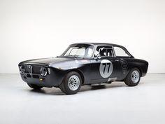 1971 Alfa Romeo Giulia - Giulia Sprint GTV