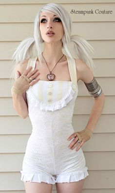 soo cute! #steampunkcouture need to lose a few pounds first I think.