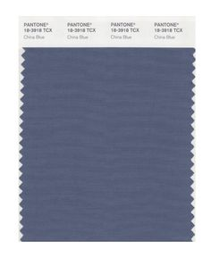 Pantone Smart Swatch 18-3918 China Blue.Use far from your face.