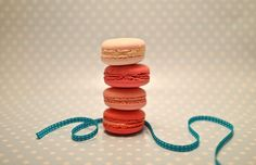 Macaron Tower by -bonnie-, via Flickr
