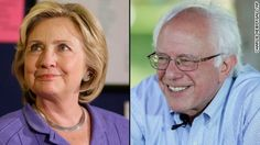 Bernie Sanders has drawn even with Hillary Clinton for the first time in Iowa, according to a new poll Thursday.
