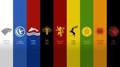Game of Thrones Bol/?/plaque et carte