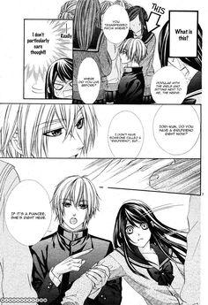 Koyoi, Kimi to Kiss no Chigiri o 2 Page 12
