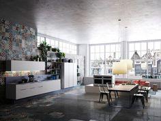 7 Inspirational Loft Interiors http://tinyurl.com/j8q8pv6