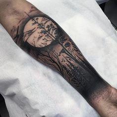 Image result for inner arm tattoos for men