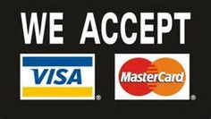 No credit card up charge!! 6.7% sales tax!