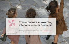 Il nuovo e-commerce per bambini alla moda