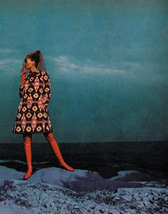 Need! Photo by Arnaud De Rosnay, 1968.