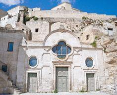St. Pietro Barisano, nella bellissima Matera - dichiarata Patrimonio dell'Umanità dall'UNESCO