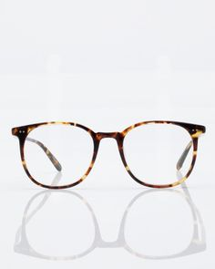 / LNA / Dark Tortoise Frame Readers