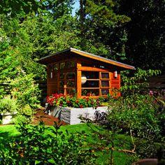 #garden house