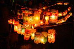 Jamaica Pond Lantern Parade