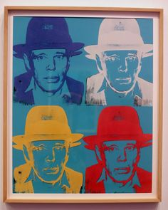 The artist Joseph Beuys, seen here in a Warhol portrait, was a pioneering force in green activism (Credit: Getty Images) Mass Culture, Consumerism, Nature Images, Memento Mori, Warhol, Trees To Plant, Creative Art, Joseph, Contemporary Art