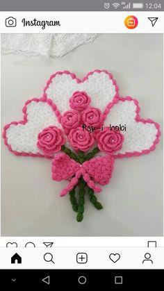 Free Crochet, Elsa, Crochet Necklace, Crochet Patterns, Jewelry, Instagram, Craftsman Fabric, Crochet Poncho, Crochet Flowers