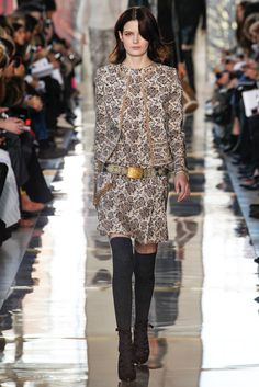 Tory Burch Fall 2014 Ready-to-Wear Fashion Show