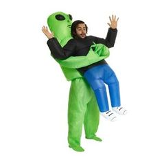 pick me up alien inflatable adult unisex costume 393435