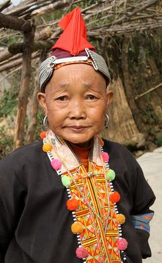 Red Head Dao Tribe . China