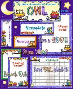 OWL CLASSROOM DOWNLOAD
