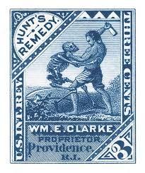 Image result for bromo seltzer poster stamp