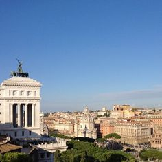 Bird's eye-view of Rome | Browsingrome