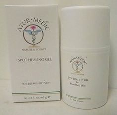 AyurMedic Spot Healing Gel 25 oz ** Find out more about the great product at the image link.(This is an Amazon affiliate link and I receive a commission for the sales)
