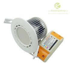 4 Channels Dimmable and CCT Adjustable LED Downlights - 6-watt 600lm~650lm input AC-86v~265v - Kiwi Lighting