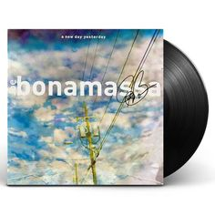 A New Day Yesterday Hand Signed Vinyl: Released In 2001