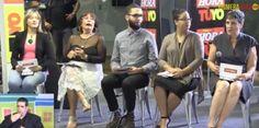 Residentes de San Juan que harán las preguntas en...
