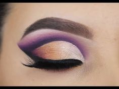 how to apply eyeshadow | Ombre Cut Crease Makeup tutorial - 2017 | smoke... https://www.youtube.com/channel/UC76YOQIJa6Gej0_FuhRQxJg