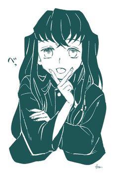 Manga Anime, Anime Demon, Otaku Anime, Anime Art, Demon Slayer, Slayer Anime, Anime Kunst, Boy Art, Cute Love