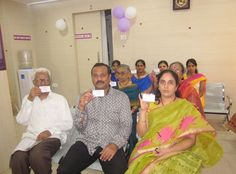 MOHAN Foundation was invited by Dr. Usha of Samanvi Skin Clinic, Mehdipatnam, Hyderabad to talk on Organ Donation on their First Anniversary Celebration on 25th September 2014.