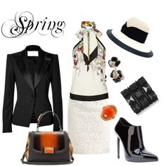 """""""Spring"""" by charlotte-shuann on Polyvore"""