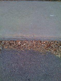 Asphalt Sidewalk