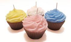 cupcake chocolate vela vela sin aroma sin aroma por FlickeringWicks