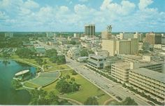 Downtown 1968