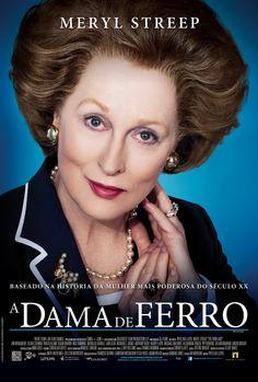 """""""The Iron Lady"""" in Portuguese """"A dama de ferro"""" (Literal Translation)"""