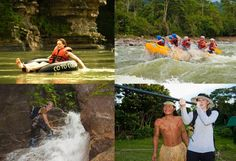 Turismo en Ecuador – Cotococha Amazon Lodge - Tena